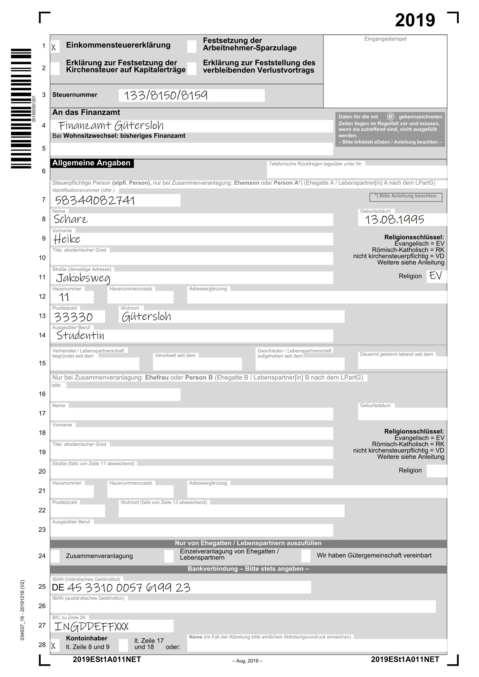 Kleinunternehmer Steuerpflichten Im Uberblick 7